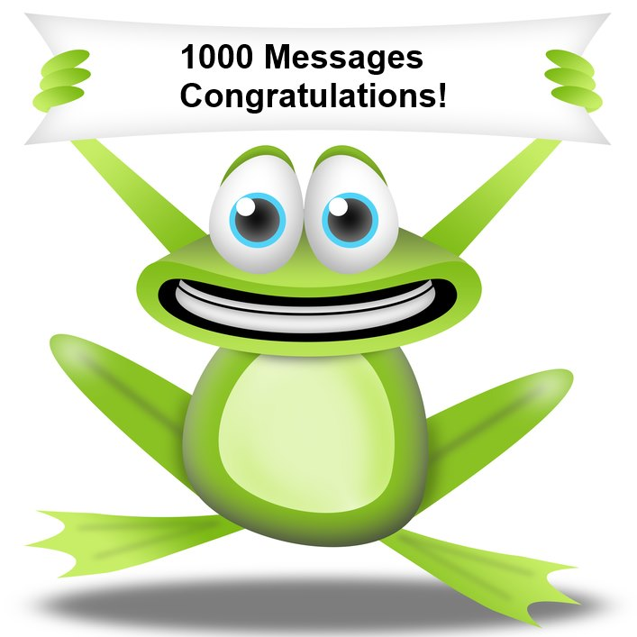 Banner Frog congratulations 1000 messages.jpg