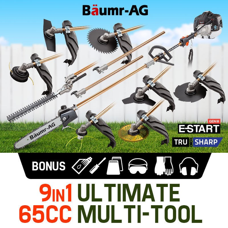 Baumr-AG Pole Chainsaw Brush Cutter Whipper Snipper Hedge Trimmer Tree Pruner black series.jpg