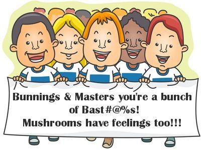 bunnings and masters mushrooms protest.jpg