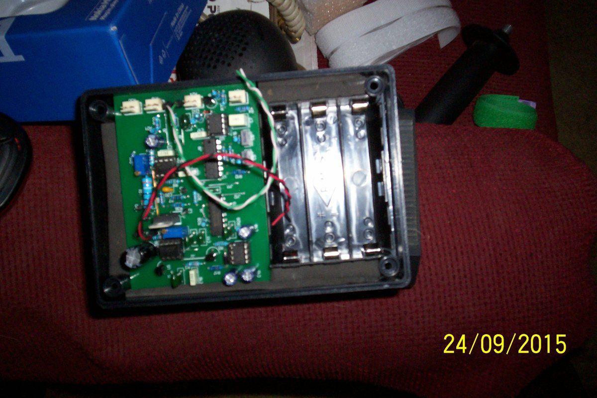 Metal Detectors Chance Pi Detector Circuit Homebuild Homemade Diy Self Sufficient Culture 1200x800