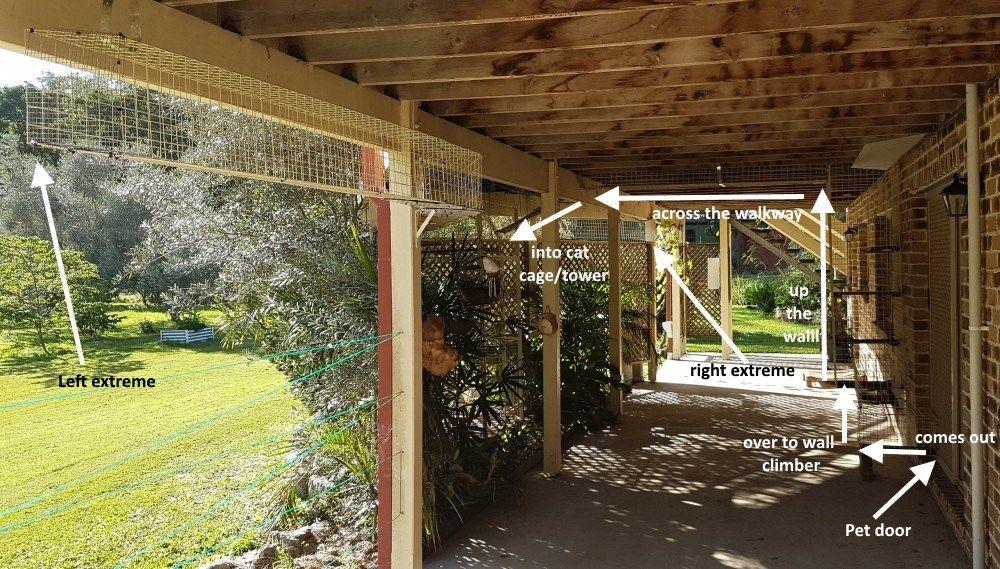 Tropical Garden Pathways