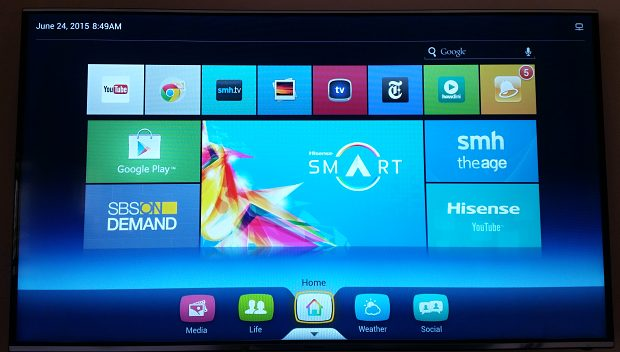 hisense hd smart tv android interface ui home screen.jpg