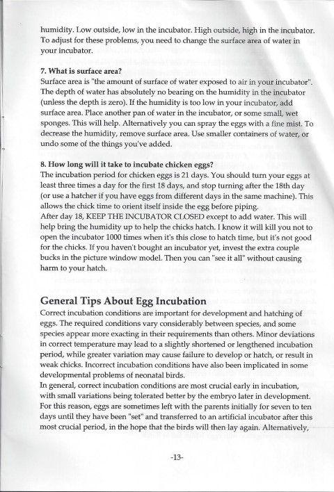 janoel 24 incubator instructions